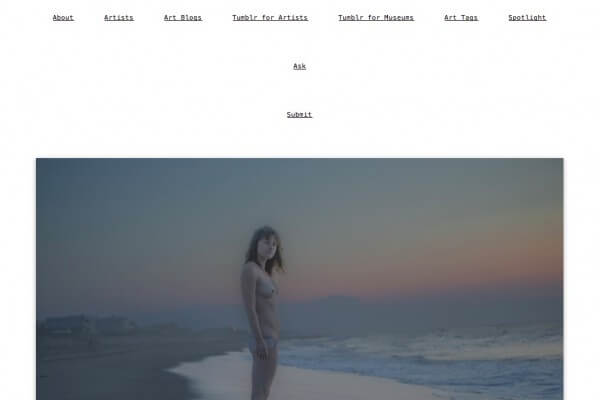 Matthew Swarts + Tumblr Open Arts