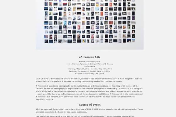 Matthew Swarts + DerGreif Process 2